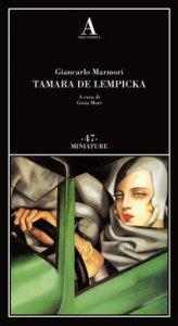 Copertina di 'Tamara de Lempicka'