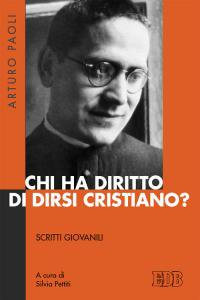Copertina di 'Chi ha diritto di dirsi cristiano?'