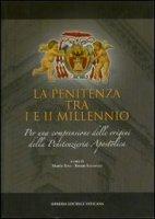 La penitenza tra I e II millennio - Sodi Manlio, Salvarani Renata