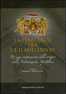 Copertina di 'La penitenza tra I e II millennio'