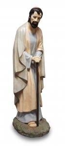 Copertina di 'San Giuseppe Linea Martino Landi - presepe da 120 cm'