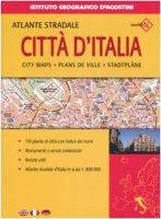 Atlante stradale città d'Italia 1:800.000