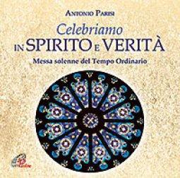 Copertina di 'Celebriamo in spirito e verità. CD'