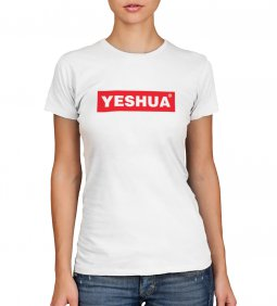 "Copertina di 'T-shirt ""Yeshua"" - taglia L - donna'"
