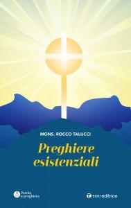 Copertina di 'Preghiere esistenziali'
