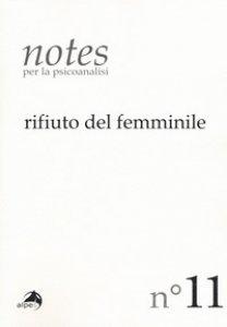 Copertina di 'Notes per la psicoanalisi'