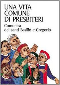 Copertina di 'Una vita comune di presbiteri'