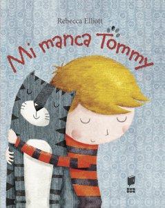 Copertina di 'Mi manca Tommy'