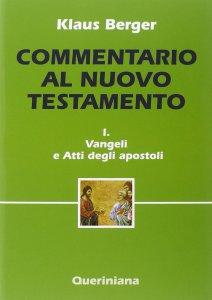 Copertina di 'Commentario al Nuovo Testamento I'