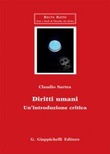 Copertina di 'Diritti umani. Un'introduzione critica'