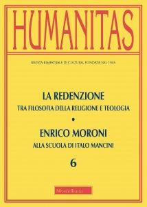 Copertina di 'Humanitas. 6/2020: La Redenzione'