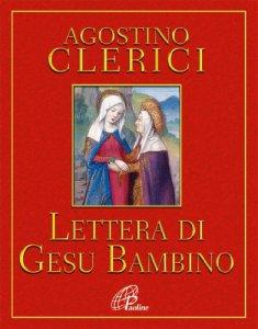 Copertina di 'Lettera di Gesù Bambino'