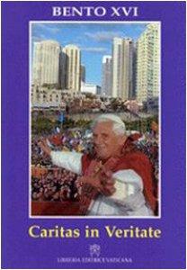 Copertina di 'Caritas in veritate. Ediz. portoghese'