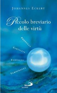 Copertina di 'Piccolo breviario delle virtù'
