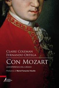 Copertina di 'Con Mozart'