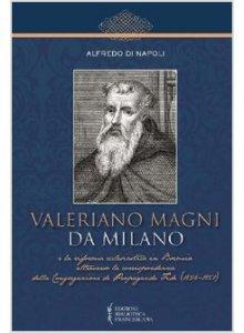 Copertina di 'Valeriano Magni da Milano'