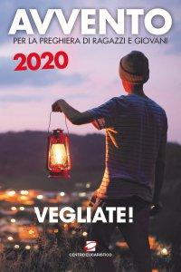 Copertina di 'Avvento 2020. Vegliate!'