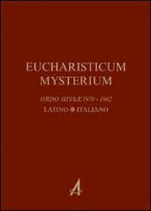 Copertina di 'Eucaristicum mysterium'