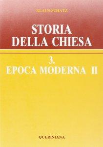 Copertina di 'Storia della Chiesa [vol_3.2] / Epoca moderna'