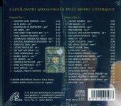 Immagine di 'Capolavori gregoriani [2 cd]'