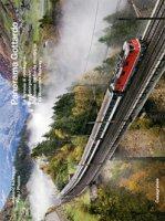 Panorama Gottardo. La ferrovia di montagna. Ediz. italiana, tedesca, francese e inglese - Heitmann Adriano