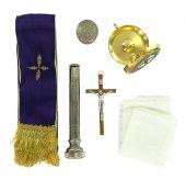 Immagine di 'Astuccio ( kit celebrazione messa) morbido con zip'