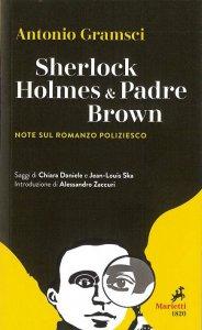 Copertina di 'Sherlock Holmes & Padre Brown'