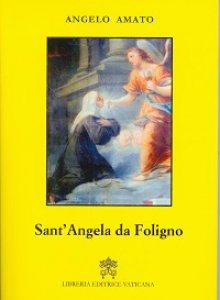 Copertina di 'Sant'Angela da Foligno.'