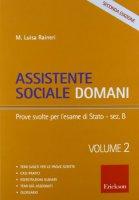 Assistente sociale domani - Raineri M. Luisa