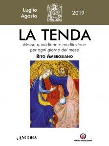 Copertina di 'La Tenda. Luglio-Agosto 2019'