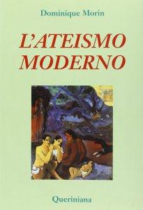 Copertina di 'L'ateismo moderno'