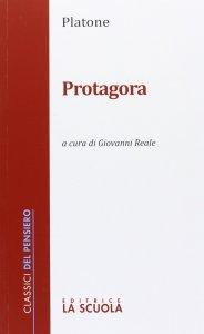 Copertina di 'Protagora'
