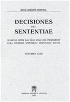 Decisiones seu sententiae (2001)