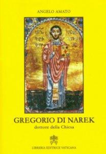 Copertina di 'Gregorio di Narek, dottore della Chiesa'