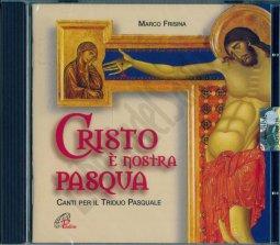 Copertina di 'Cristo è nostra Pasqua'