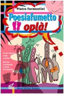 Copertina di 'Poesiafumetto oplà!.'