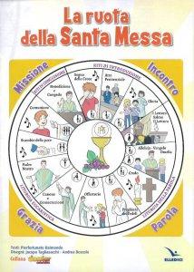 Copertina di 'La ruota della Santa Messa. Poster'
