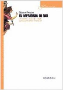 Copertina di 'In memoria di noi'