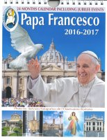 Papa Francesco 2016-2017 - 21x16,5