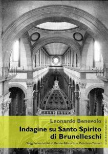 Copertina di 'Indagine su Santo Spirito di Brunelleschi'