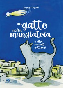 Copertina di 'Un gatto nella mangiatoia'