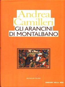 Copertina di 'Gli arancini di Montalbano'