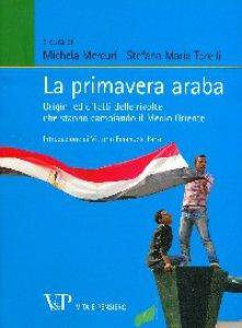 Copertina di 'La primavera araba'