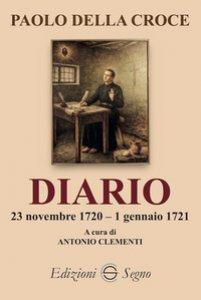 Copertina di 'Paolo della Croce. Diario'