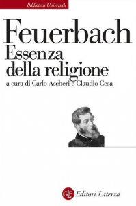 Copertina di 'Essenza della religione'