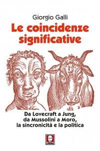 Copertina di 'Le coincidenze significative'