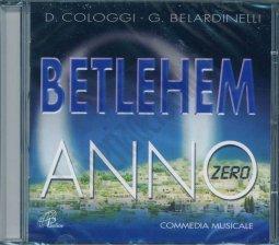 Copertina di 'Betlehem anno zero. Commedia musicale'