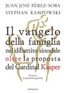 Copertina di 'Il vangelo della famiglia nel dibattito sinodale oltre la proposta del C. Kasper'