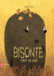 Copertina di 'Bisonte cerca un nido. Ediz. a colori'