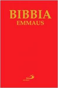 Copertina di 'Bibbia. Emmaus'
